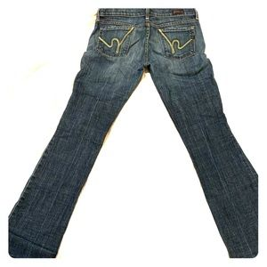 Citizens of humanity bootcut jeans- Kelly Stretch